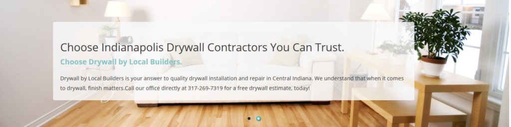 Indianapolis Drywall Contractors